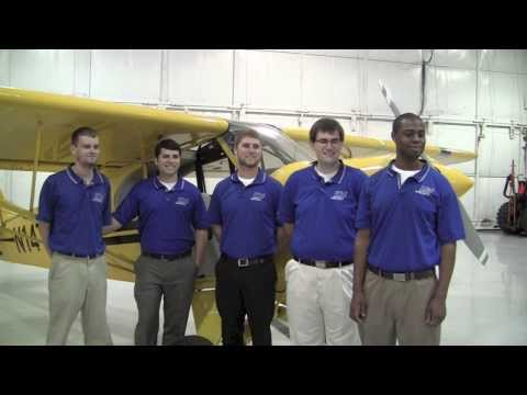Express Jet hires six MTSU aerospace flight instructors