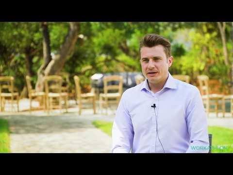 Angelos Pagkalos, Operations Manager At Bluegr Minos Beach Art Hotel