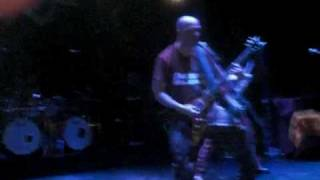 Nile - Serpent Headed Mask LIVE in New York City 1-18-10