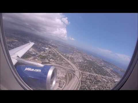 [Trip Report] MY FLIGHT GOT CANCELED! Jetblue A320 (Even More Space) Palm Beach (PBI) - Newark (EWR)