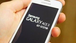 Samsung Galaxy Ace 3 - recenzja, Mobzilla odc. 139