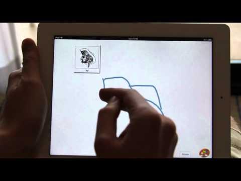 Draw Me Heads.com iOS App Walkthrough