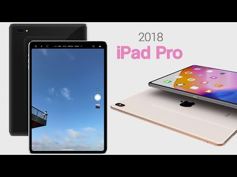 2018 iPad Pro - It's Going to be AMAZING! (Latest Leaks)