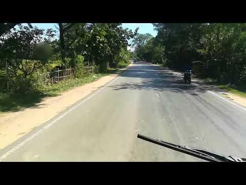 Dhaka -Chittagong-Cox's Bazar to Road-Beautiful Highway