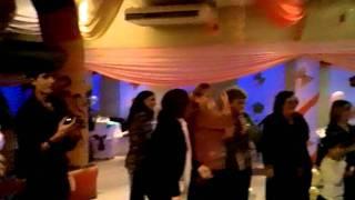 CumpleaГ±os de Angelina con Juegos de Padres e hijos en Familia con NiГ±os | Videos 2 | 100_0240