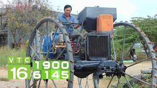 TOP 5 sáng chế của nông dân Việt khiến tiến sĩ chào thua | VTC16