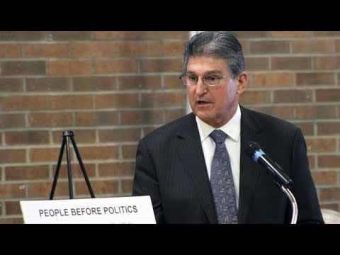 Progressive Primary Challenger: Senator Joe Manchin A Democrat in Name Only