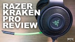 Razer Kraken Pro Analog Gaming Headset Review / Test