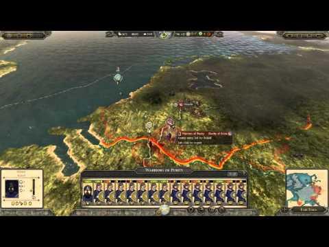 Total War: Attila Age of Charlemagne Legendary Kingdom of England Campaign: Episode 24