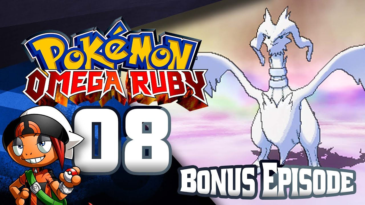 how to get all the legendaries in pokemon omega ruby