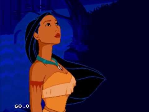 Sega Genesis Pocahontas Complete Playthrough W/secret Ending