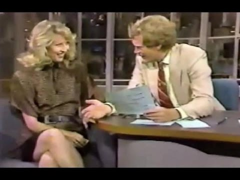 1985 Sept.  Teri Garr