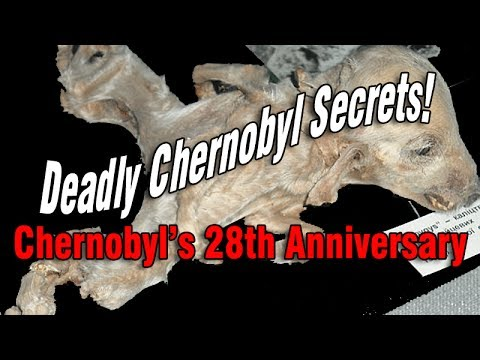 28th Anniversary of Chernobyl - Deadly Secrets Revealed in the Chernobyl Disaster Zone Documentary