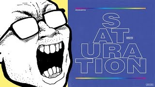 Thoughts on the SATURATION Drafts