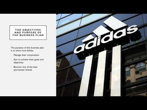 International Business Plan - Adidas - YouTube