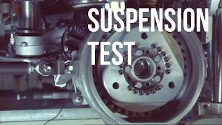 BMW 5 Series Gran Turismo Suspension Test