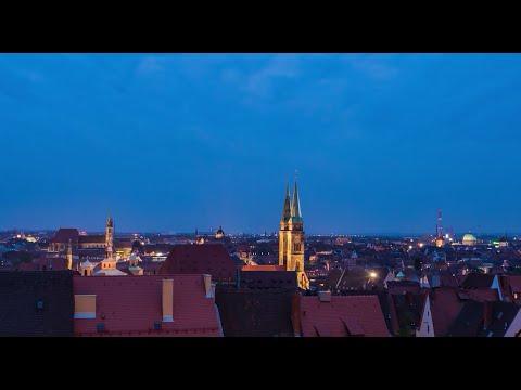 Ein Tag in Nürnberg - one day Nuremberg (timelapse & hyperlapse)
