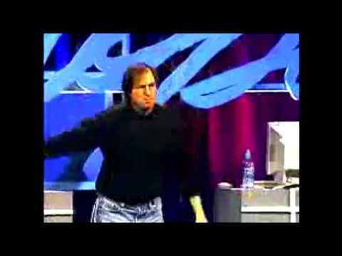  Steve Jobs vision of cloud computing in 1997