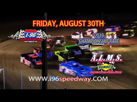 2019-08-29&30 | I-96 Speedway (MI) - Late Model Double Header