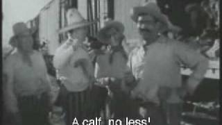 Let's Go With Pancho Villa (1936 Mexican film): excerpt