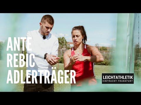 Adlerträger | Ante Rebic auf olympischen Spuren