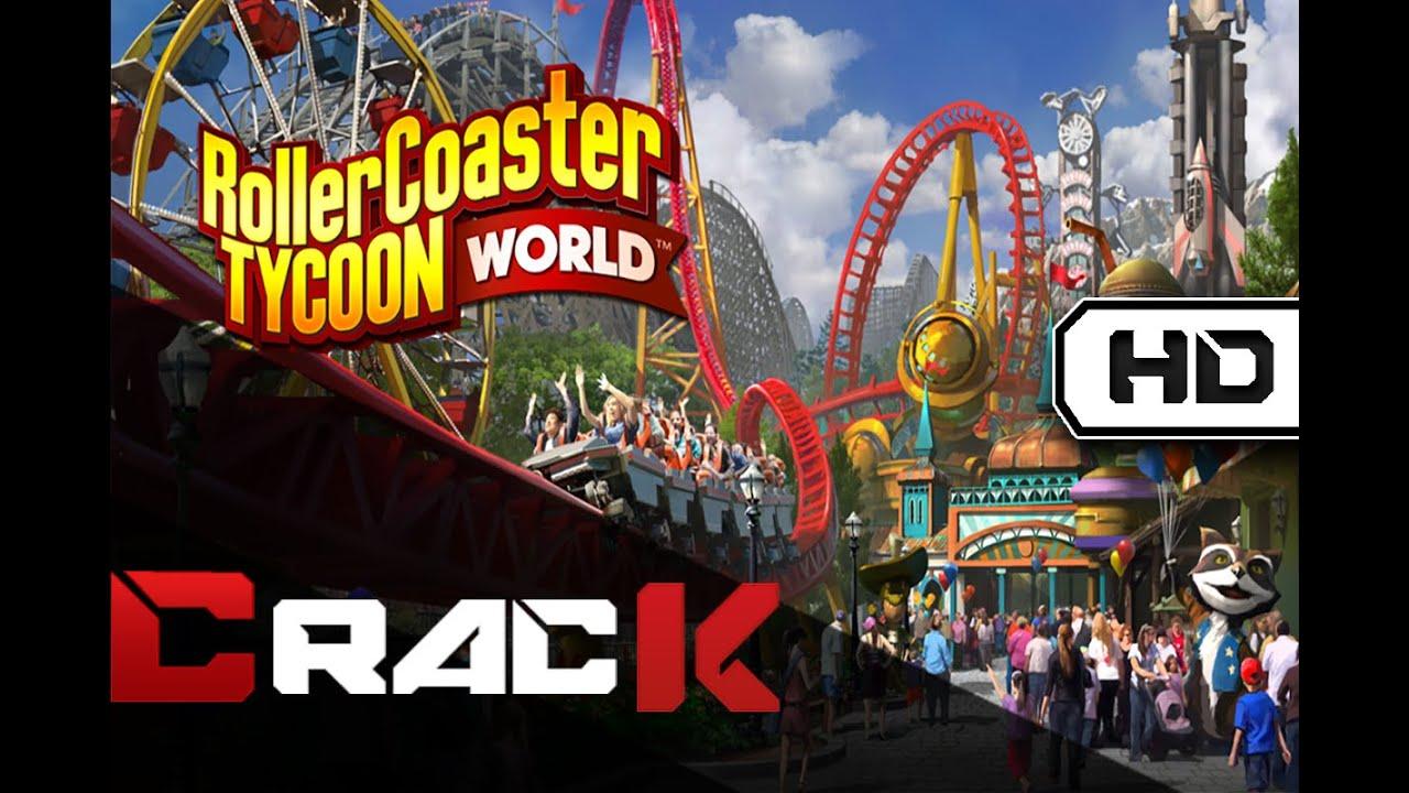 Télécharger RollerCoaster Tycoon World - 01net.com