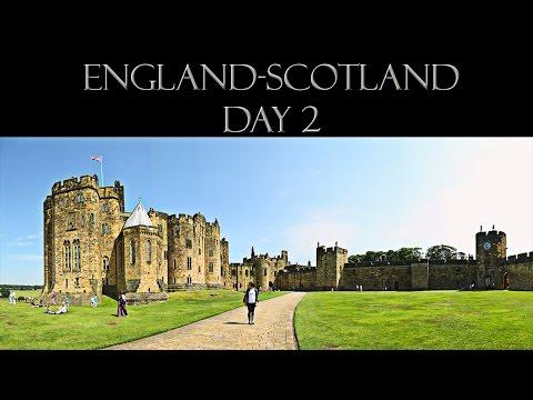 Путешествие в Шотландию: День 2 (Хогвартс, Северное море)