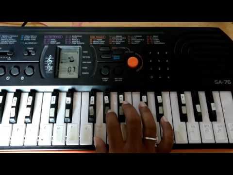 Khushiya aur Gam sehti he piano song
