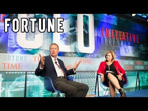 Watch the Full Interview With Governor John Kasich | CEO Initiative 2017