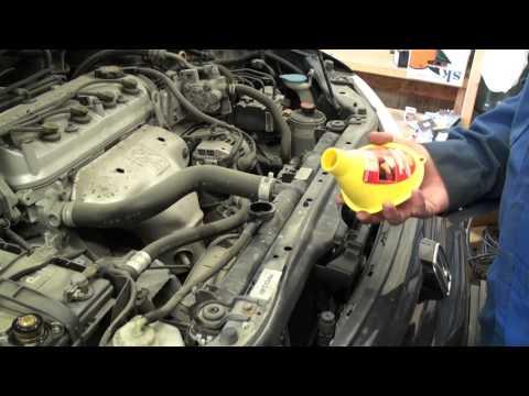 Radiator Coolant Fluid Overflow Bottle Tank Reservoir For Honda Accord 1998-2002