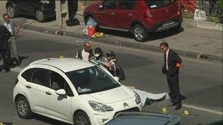 Fusillade en plein jour à Marseille