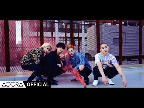 [MV] AOORA(아우라) - 더 세게 (Harder) (Feat. $milli , B.E. , EIJI)