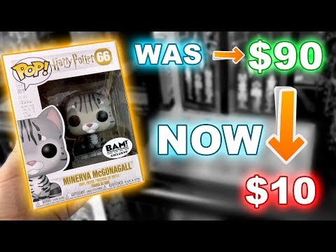 This Funko Pop Dropped In Value - How to Avoid Losing $ on Pops