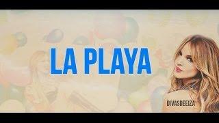 Eiza - La Playa (Letra)