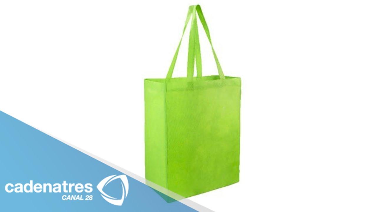 79e9c433f Bolsas ecológicas para ir al súper / Cómo hacer una bolsa ecológica -  YouTube
