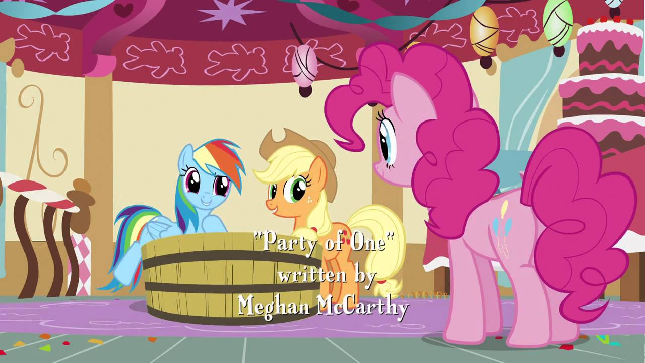 My Little Pony Temporada1 Capitulo 25 PT 1(Latino)
