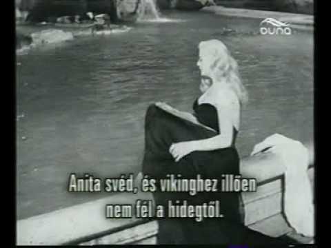 Anita Ekberg: Between the s of
