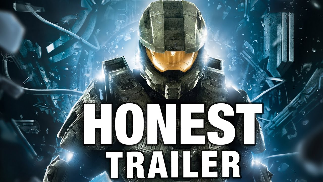 HALO  Honest Game Trailers    YouTube