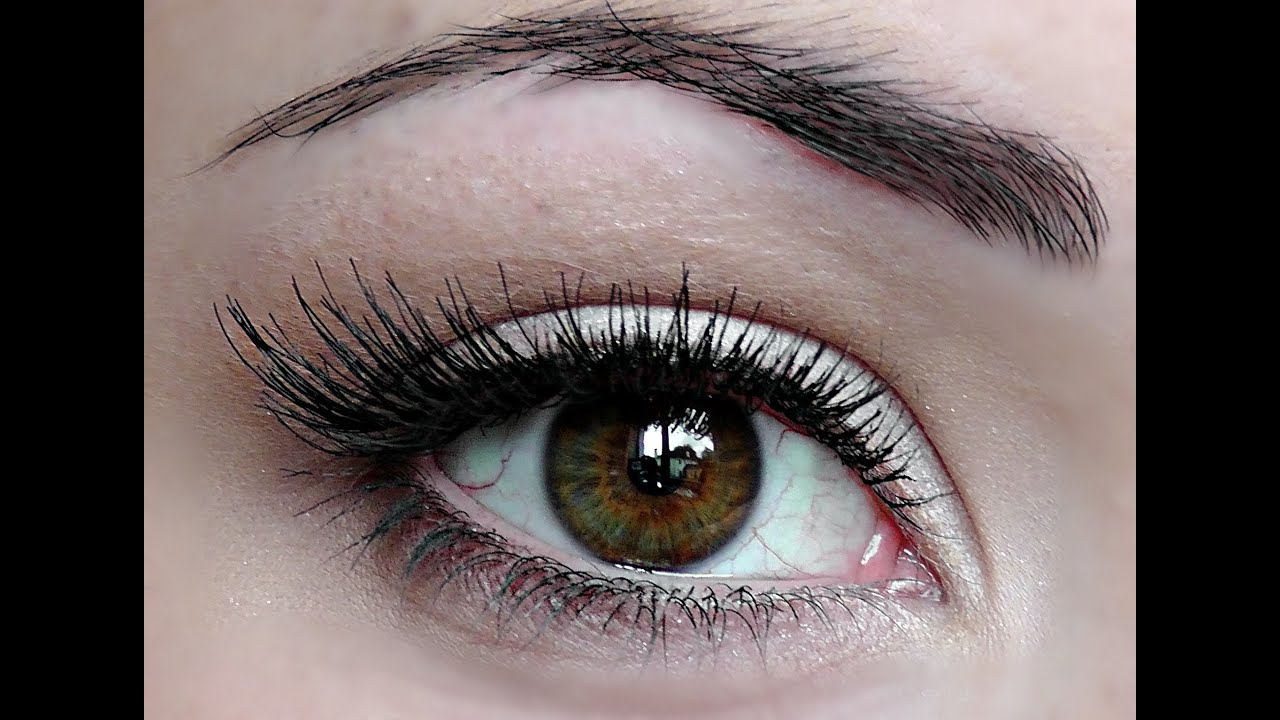 7effc0d5d0f How to Apply False Lashes Close up! - YouTube