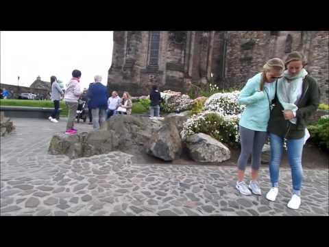 Walking Vlog: Edinburgh Castle, Scotland