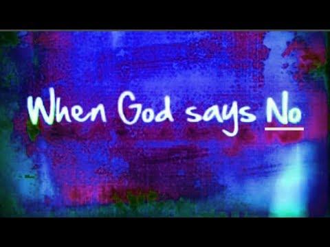 When God Says No _ SERMON JAM
