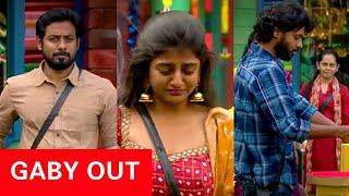 Gaby Evicted | Bigg Boss 4 Tamil Review