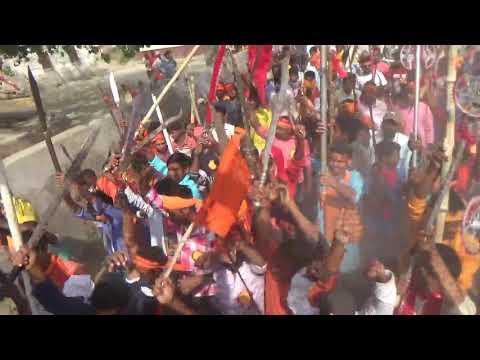 #Shri ram Sena gausiya Gopalganj(Ram Navami  Puja julush)