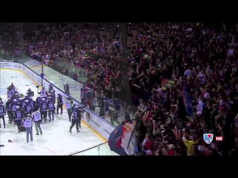 KHL Playoffs. Gagarin Cup Finals. Game 7 (English)