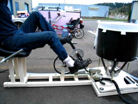 Human Powered Washing Machine Youtube