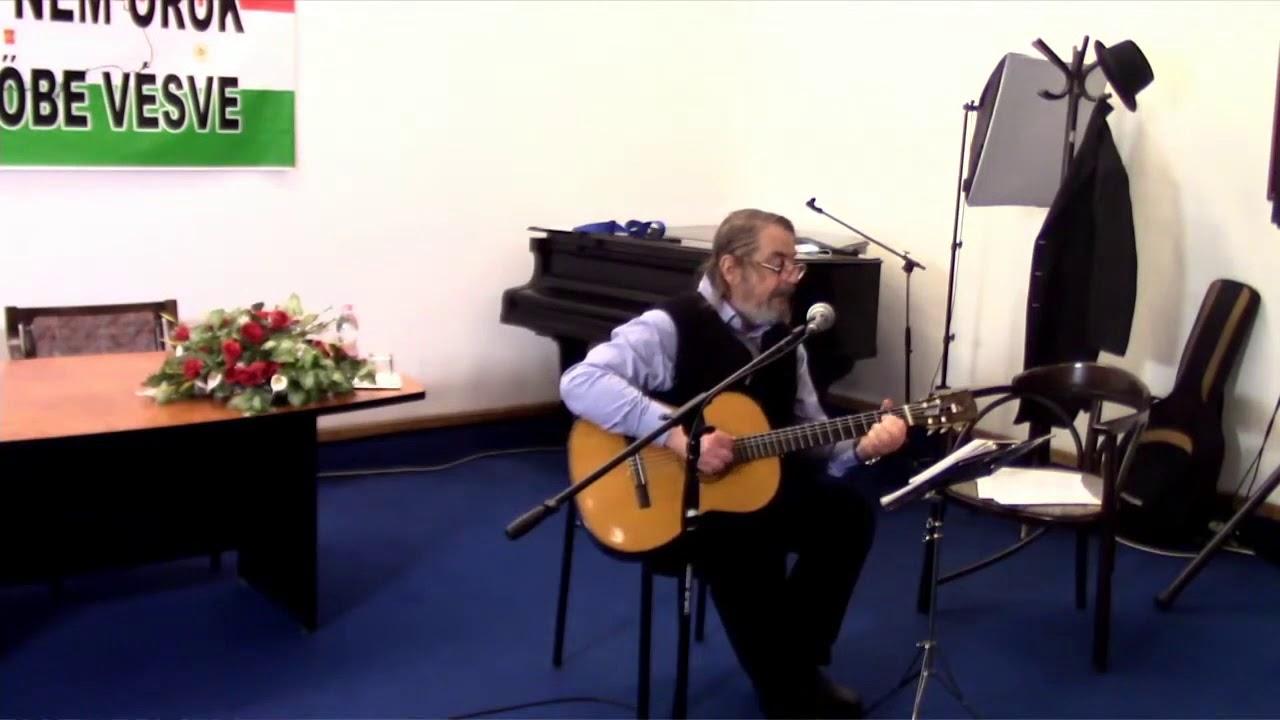VERSEK BIRODALMA – Dinnyés József előadása a Magyarok Világszövetségénél novemberben
