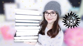 9 Books To Read If You're A Supernatural Fan | Alana Recommends