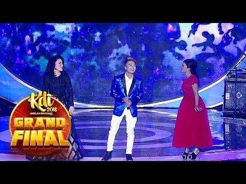 Digoyang Lagi Yuk Bareng Rita Sugiarto, Aan KDI, Santi [DUA KURSI] - Grand Final KDI (2/10)