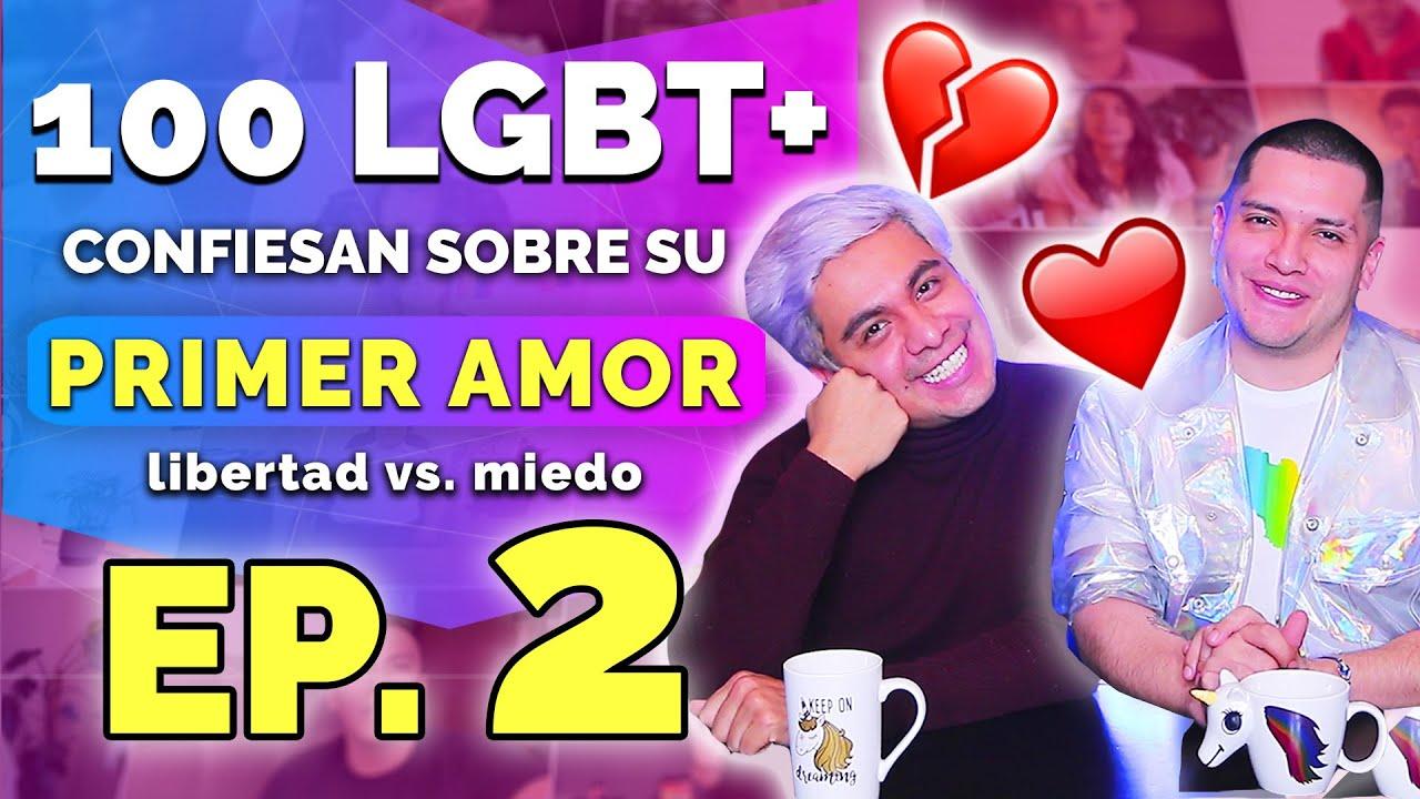 PRIMER AMOR LGBT+ Libertad vs Miedo 😍/😪  #OrgulloDeSer | EP. 2 de 3