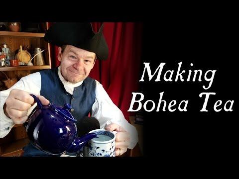 Most Popular 18th Century Tea